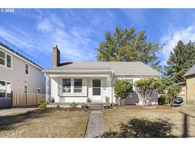 115 SE 55TH Ave, Portland, OR 97215 (MLS #20554919) :: The Liu Group