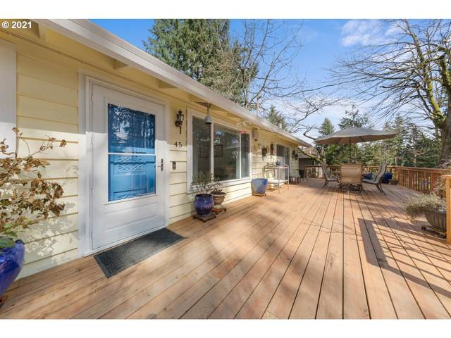 45 SW Collins St, Portland, OR 97219 (MLS #20560193) :: Stellar Realty Northwest