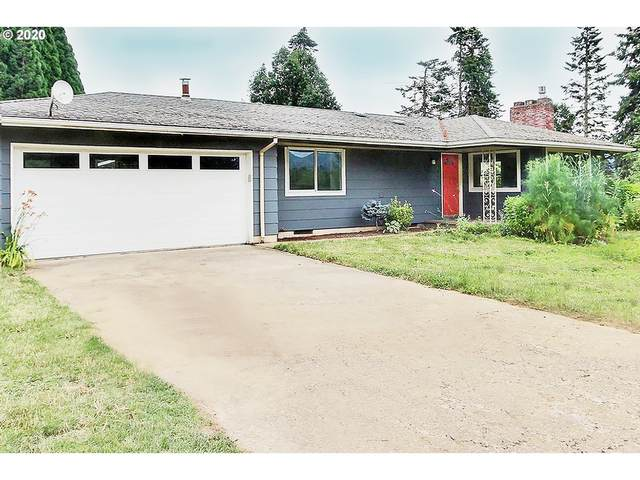 14312 NW Charlton Rd, Portland, OR 97231 (MLS #20565413) :: Next Home Realty Connection