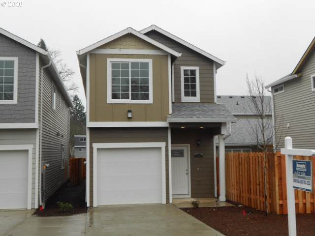 384 SE 157th Ave, Portland, OR 97233 (MLS #20567764) :: Next Home Realty Connection