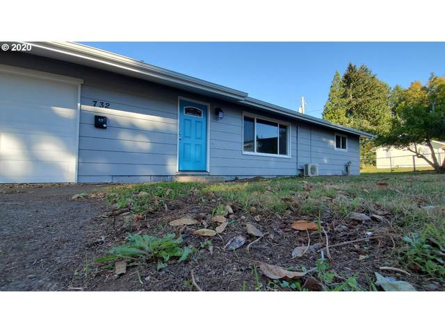 732 Taylor Ave, Cottage Grove, OR 97424 (MLS #20569454) :: Song Real Estate