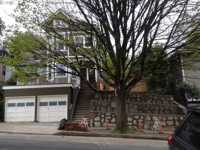 1525 SW 18TH Ave, Portland, OR 97201 (MLS #20575073) :: Townsend Jarvis Group Real Estate