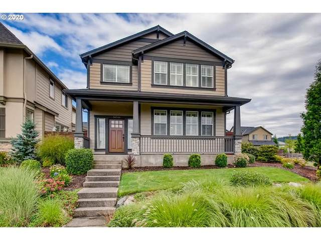 14740 NW Hydrangea Ct, Portland, OR 97229 (MLS #20577414) :: Fox Real Estate Group