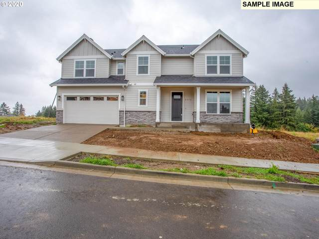9165 SE Spyglass Dr, Happy Valley, OR 97086 (MLS #20579702) :: The Liu Group