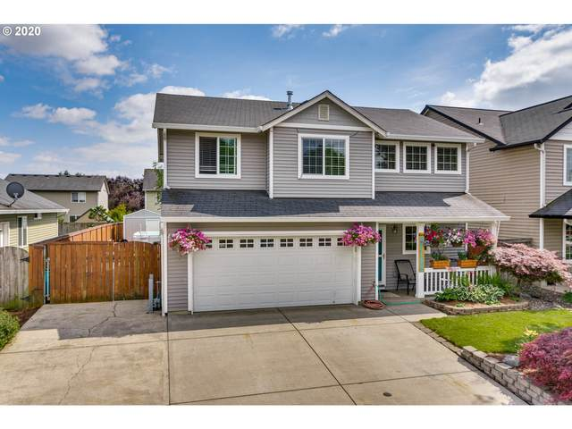 1407 NW 11TH St, Battle Ground, WA 98604 (MLS #20580516) :: The Liu Group