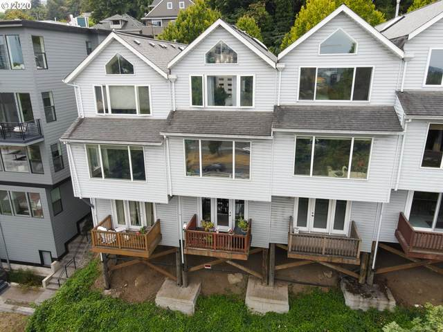 1629 SW Montgomery St, Portland, OR 97201 (MLS #20582022) :: The Galand Haas Real Estate Team