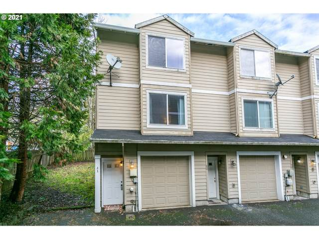 17505 SW Blanton St A1, Beaverton, OR 97078 (MLS #20586514) :: Beach Loop Realty