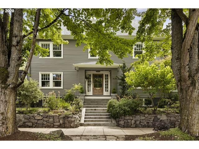 1808 NE Klickitat St, Portland, OR 97212 (MLS #20588567) :: Holdhusen Real Estate Group