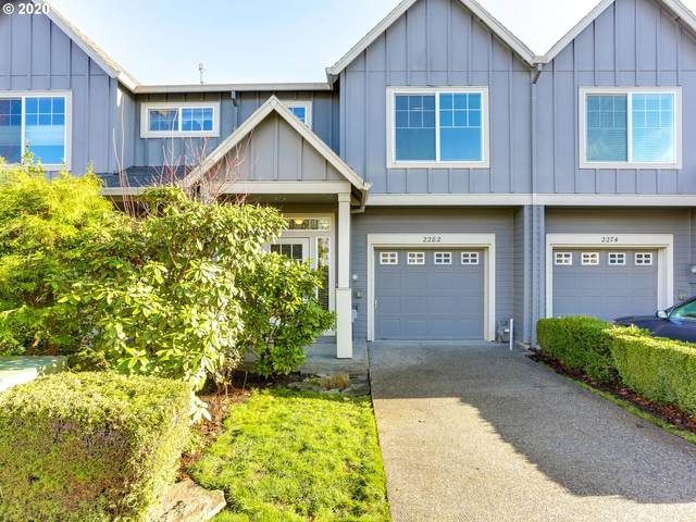 2282 NW 168TH Pl, Beaverton, OR 97006 (MLS #20589535) :: Gustavo Group