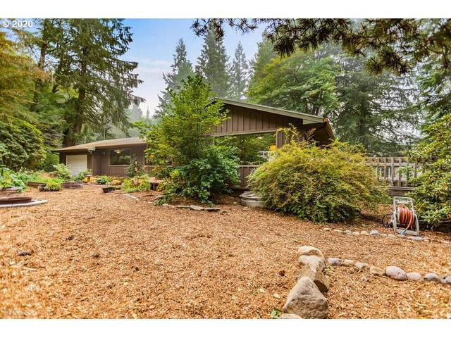 27515 E Belle Lake Rd, Rhododendron, OR 97049 (MLS #20595457) :: The Galand Haas Real Estate Team