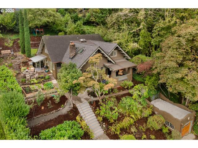 3410 NW Thurman St, Portland, OR 97210 (MLS #20596819) :: Coho Realty
