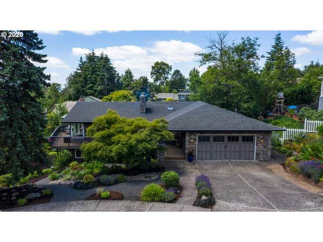 535 NW 86TH Ct, Portland, OR 97229 (MLS #20597026) :: The Liu Group