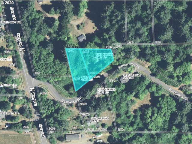 5285 Herman Cape Rd, Florence, OR 97439 (MLS #20605666) :: Premiere Property Group LLC