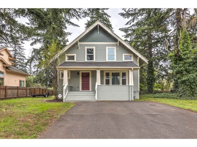 8450 SE Harney St, Portland, OR 97266 (MLS #20606845) :: Holdhusen Real Estate Group