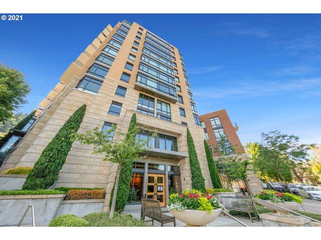 2351 NW Westover Rd #202, Portland, OR 97210 (MLS #20608032) :: The Liu Group