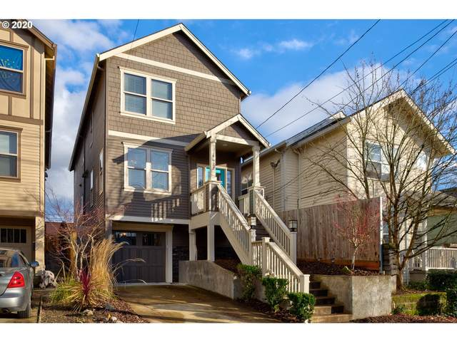 4622 NE Garfield Ave, Portland, OR 97211 (MLS #20608638) :: The Liu Group