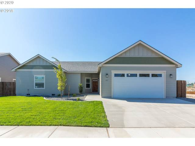 1023 SW Coyote Dr, Hermiston, OR 97838 (MLS #20611751) :: The Liu Group
