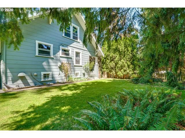 3954 SE Clinton St, Portland, OR 97202 (MLS #20613388) :: McKillion Real Estate Group