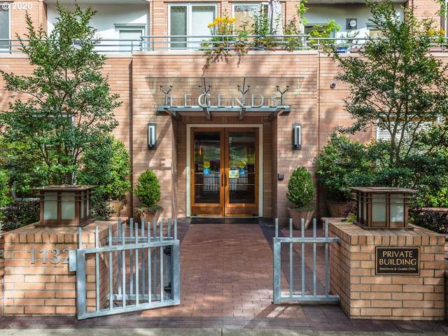 1132 SW 19TH Ave #403, Portland, OR 97205 (MLS #20615422) :: Change Realty