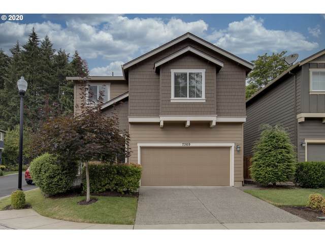 7369 SW 180TH Ter, Beaverton, OR 97007 (MLS #20619690) :: Next Home Realty Connection
