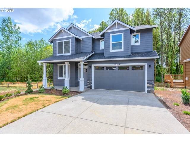 59300 Forest Trail Cir, St. Helens, OR 97051 (MLS #20619905) :: Beach Loop Realty