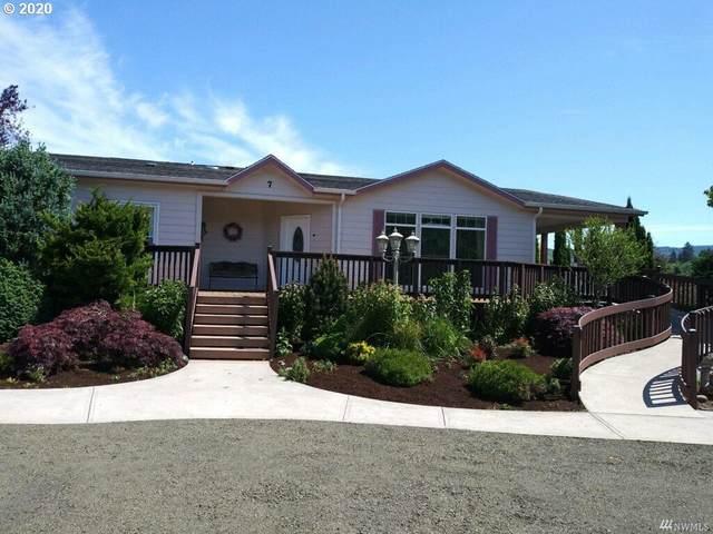 7 Misty River Ln, Cathlamet, WA 98612 (MLS #20620512) :: Fox Real Estate Group