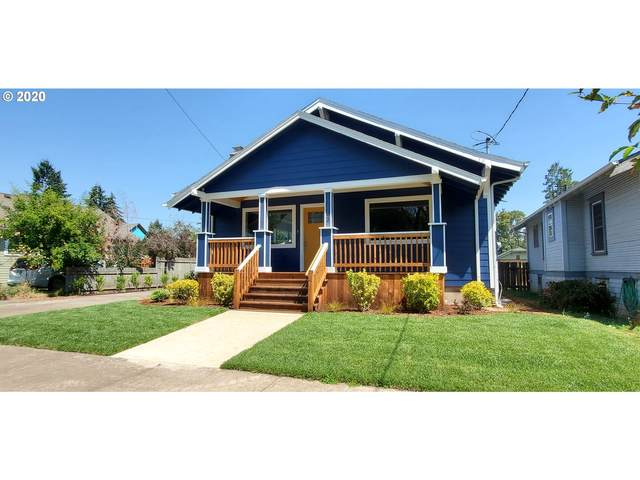 5113 N Vanderbilt St, Portland, OR 97203 (MLS #20622590) :: Cano Real Estate