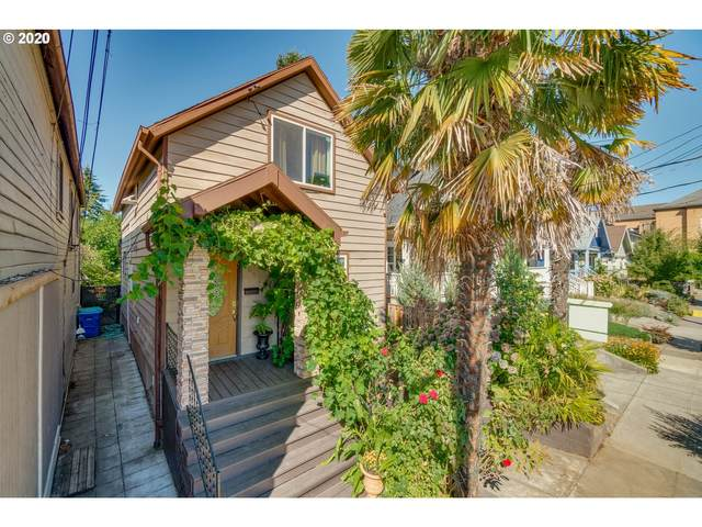 4005 SE Sherman St, Portland, OR 97214 (MLS #20623390) :: The Galand Haas Real Estate Team