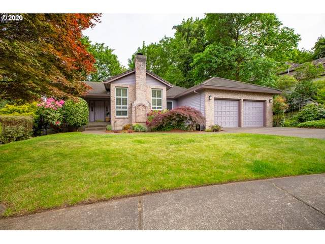 10590 NW La Cassel Crest Ln, Portland, OR 97229 (MLS #20628028) :: Duncan Real Estate Group