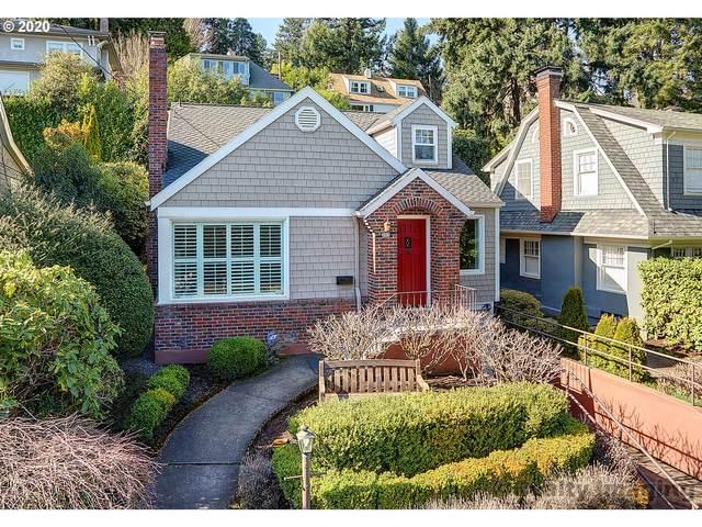203 SW Kingston Ave, Portland, OR 97205 (MLS #20630090) :: McKillion Real Estate Group