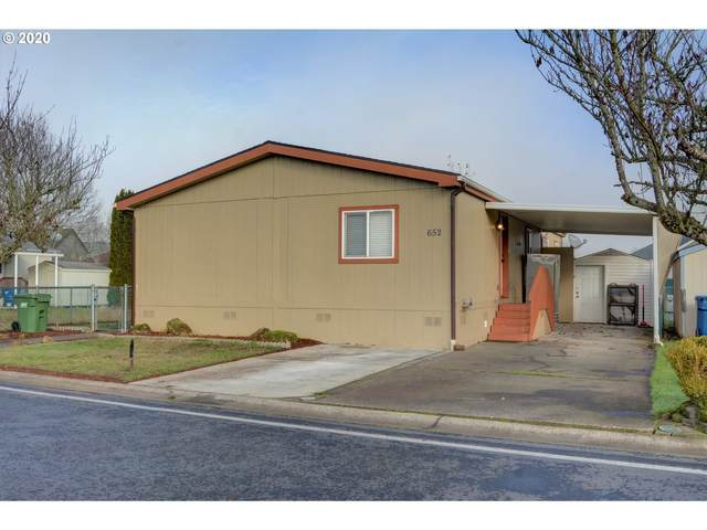 652 Windemere St #26, Aumsville, OR 97325 (MLS #20632734) :: Townsend Jarvis Group Real Estate