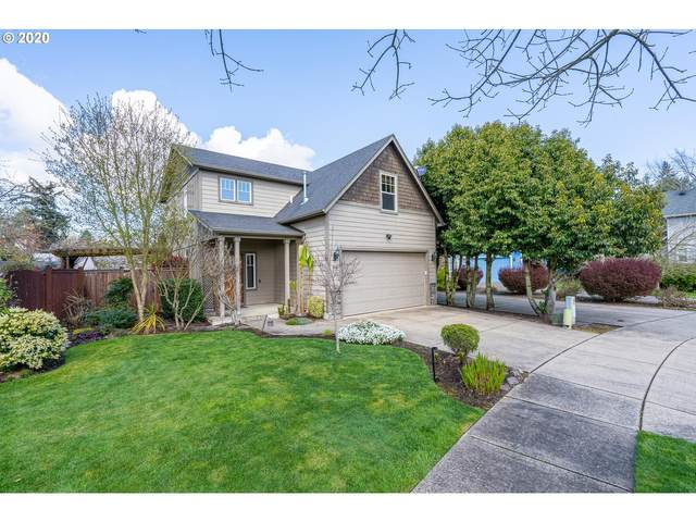 3318 Peregrine St, Eugene, OR 97404 (MLS #20632738) :: Song Real Estate