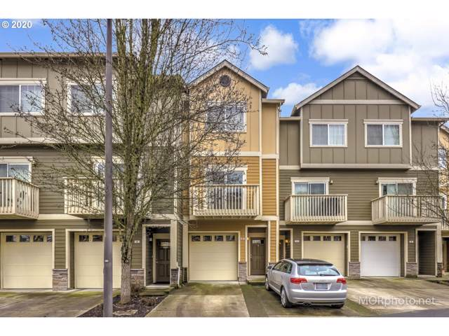 18445 SW Stepping Stone Dr #17, Beaverton, OR 97003 (MLS #20636806) :: Next Home Realty Connection