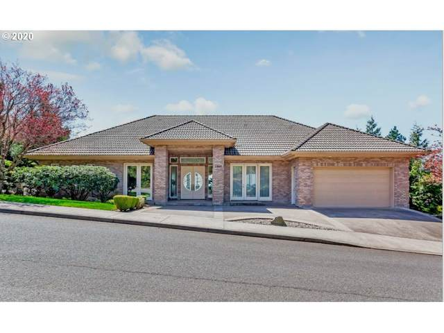 3040 NW Chapin Dr, Portland, OR 97229 (MLS #20639252) :: McKillion Real Estate Group