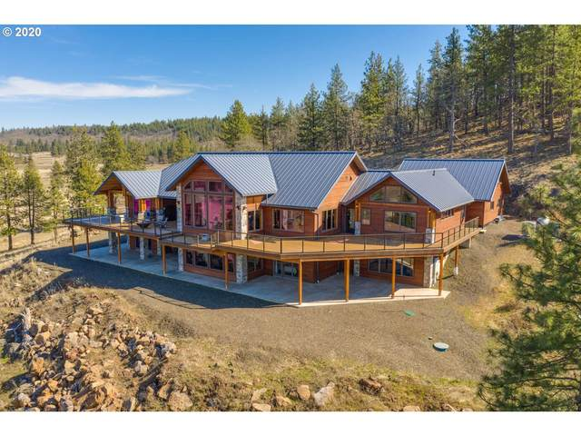 112 Woodland Rd, Goldendale, WA 98620 (MLS #20644070) :: Next Home Realty Connection