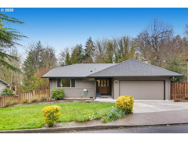 4303 SW 48TH Pl, Portland, OR 97221 (MLS #20644829) :: The Liu Group