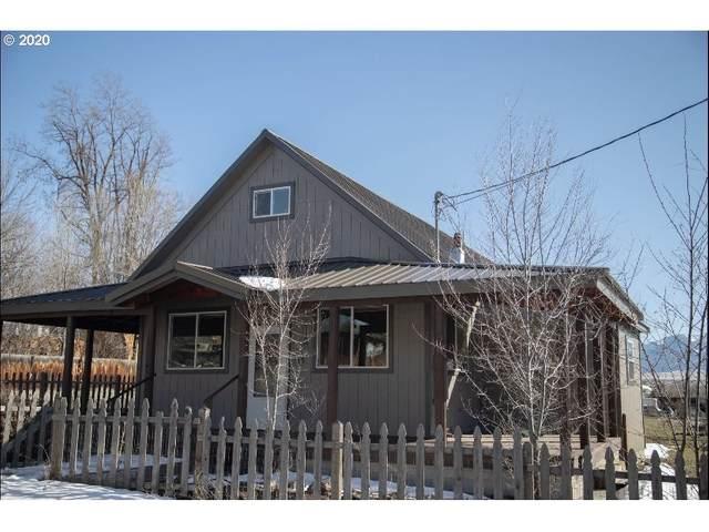 115 E 3RD St, Prairie City, OR 97869 (MLS #20648471) :: McKillion Real Estate Group