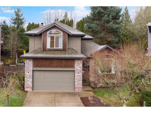 10858 SW Falcon Ct, Beaverton, OR 97007 (MLS #20651060) :: Cano Real Estate