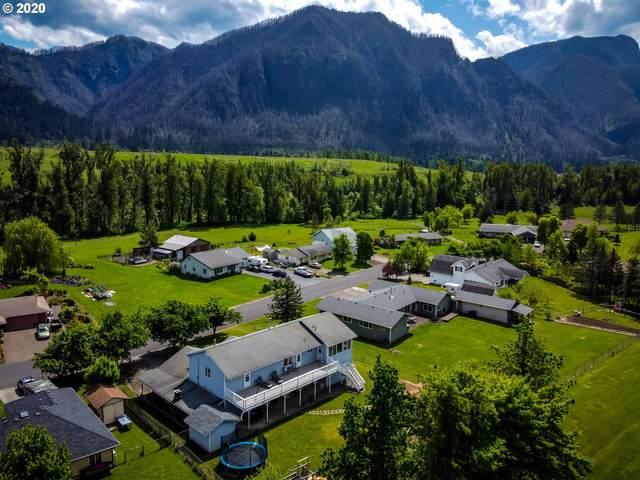 326 Hamilton, North Bonneville, WA 98639 (MLS #20658069) :: Townsend Jarvis Group Real Estate