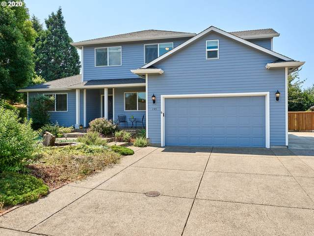 145 Steelhammer Rd, Silverton, OR 97381 (MLS #20658355) :: Piece of PDX Team