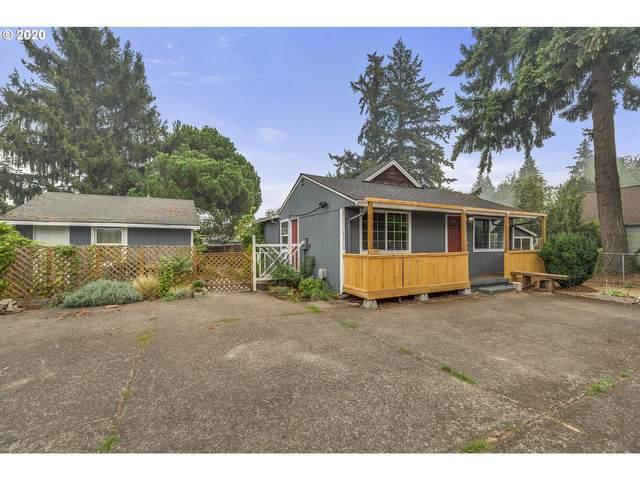 6300 SW Hall Blvd, Beaverton, OR 97008 (MLS #20672454) :: Brantley Christianson Real Estate