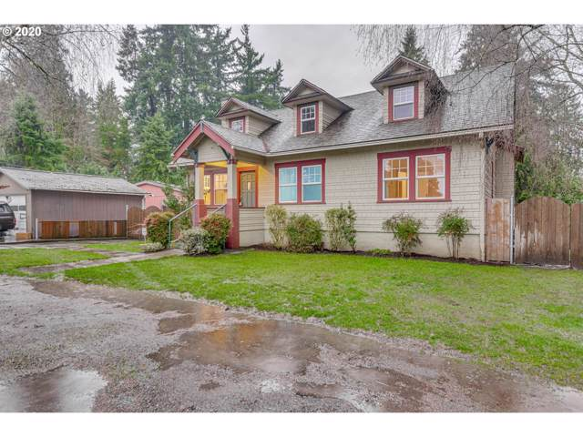 4115 SE Johnson Creek Blvd, Milwaukie, OR 97222 (MLS #20673338) :: Next Home Realty Connection