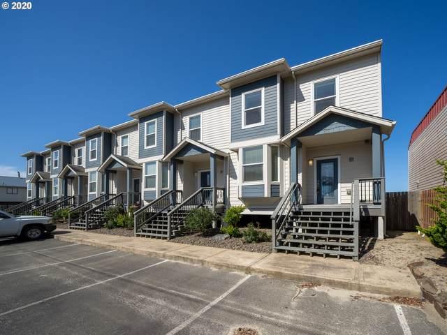 505 N Pacific St #5, Rockaway Beach, OR 97136 (MLS #20678297) :: Fox Real Estate Group