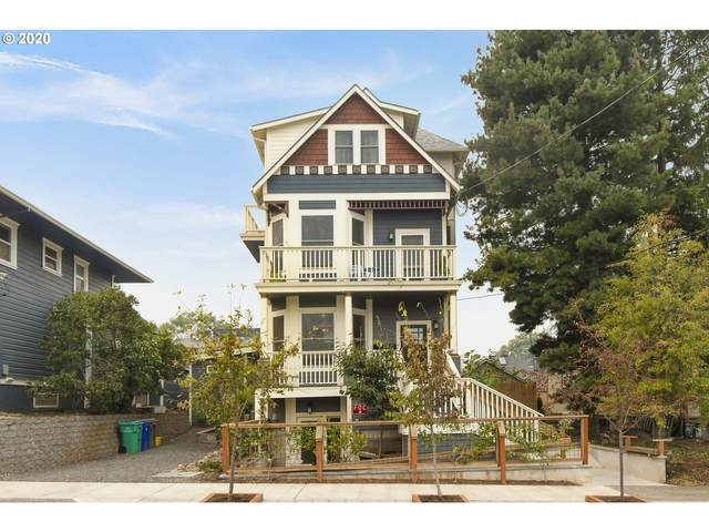 6817 NE 7TH Ave B, Portland, OR 97211 (MLS #20678634) :: The Liu Group