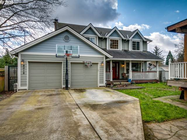 8018 SE Henderson St, Portland, OR 97206 (MLS #20686184) :: Piece of PDX Team