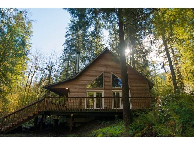 24756 E Tiger Lily Dr, Rhododendron, OR 97049 (MLS #20689896) :: Brantley Christianson Real Estate