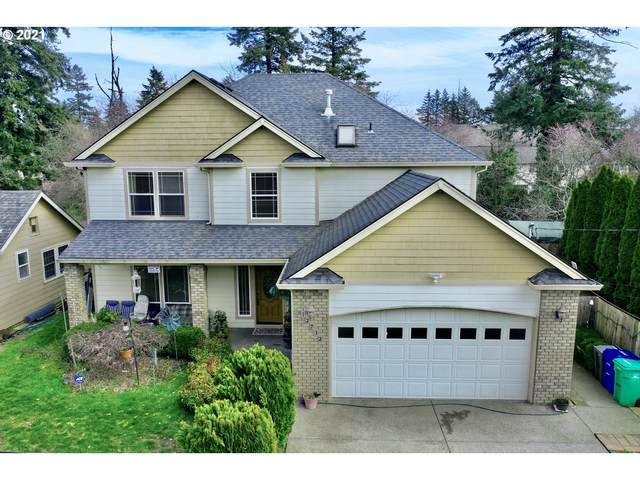 12732 SE Sherman St, Portland, OR 97233 (MLS #20690359) :: The Haas Real Estate Team
