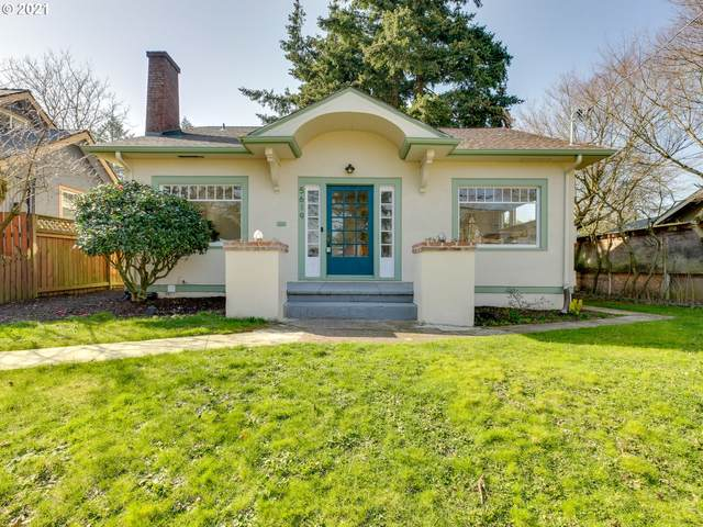 5619 NE 33RD Ave, Portland, OR 97211 (MLS #21000398) :: The Pacific Group