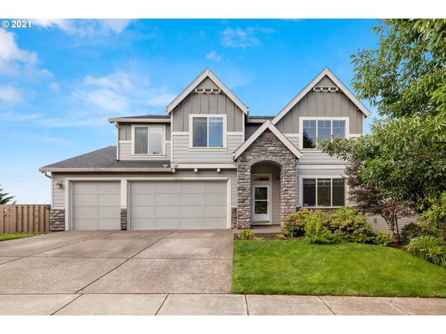 10974 SE Hilltop Ct, Happy Valley, OR 97086 (MLS #21001780) :: Townsend Jarvis Group Real Estate