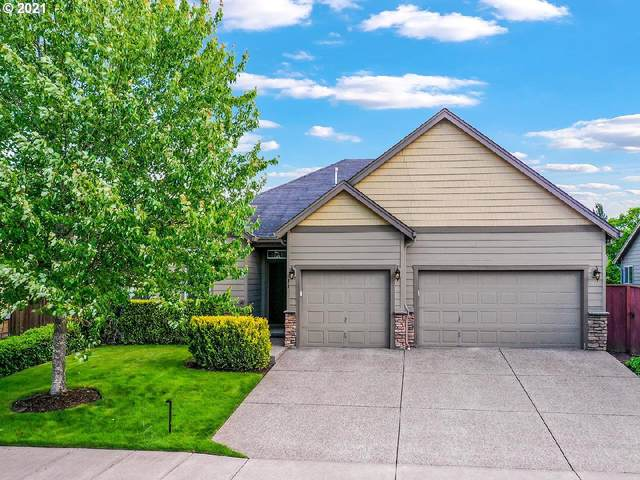 83 Almond Way, Creswell, OR 97426 (MLS #21006131) :: McKillion Real Estate Group